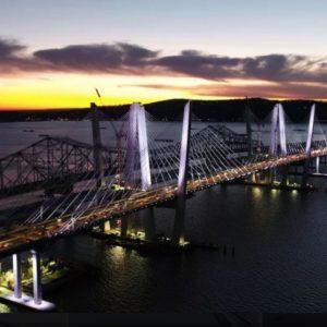 Weekly Economic News Roundup and The new New York bridge across the Hudson