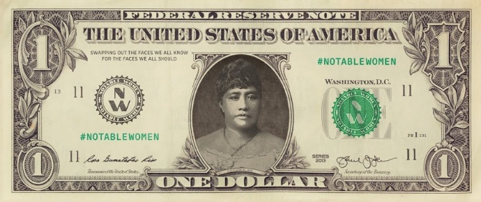 female currency images