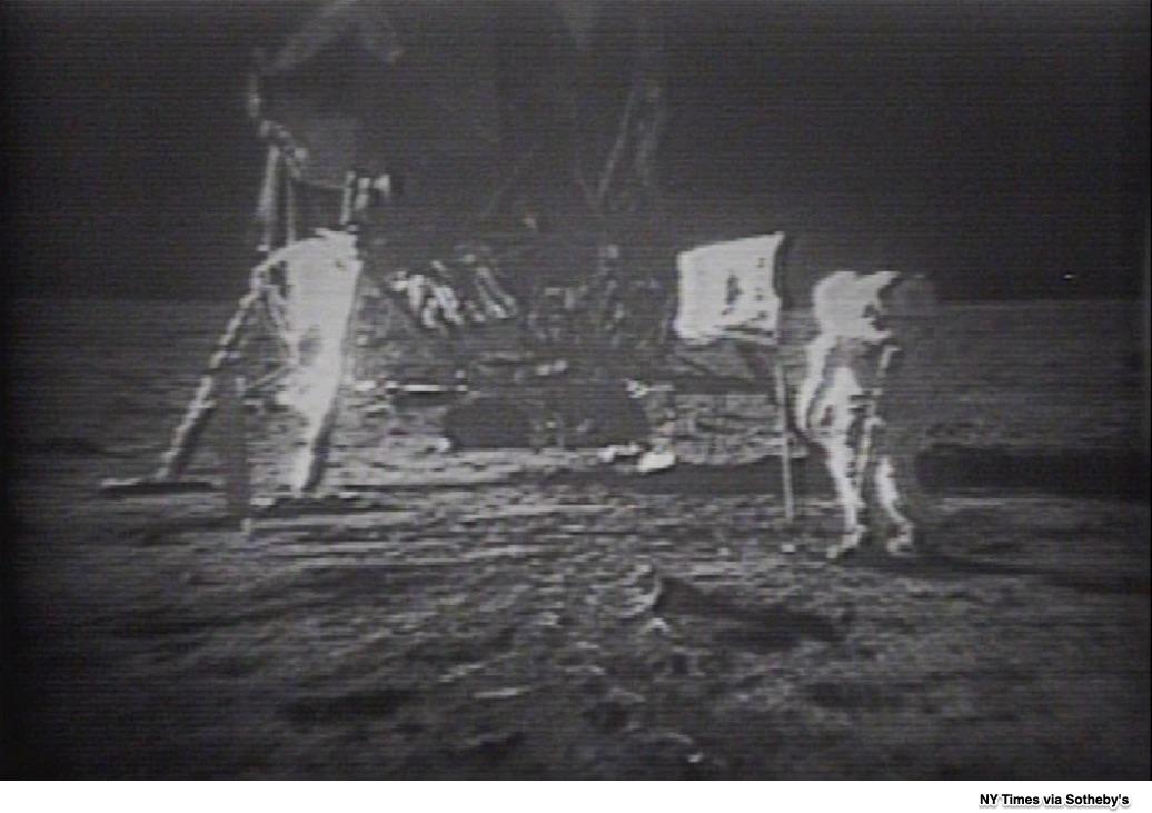 Apollo 11 videotape