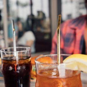 weekly economic news roundup and metal straws