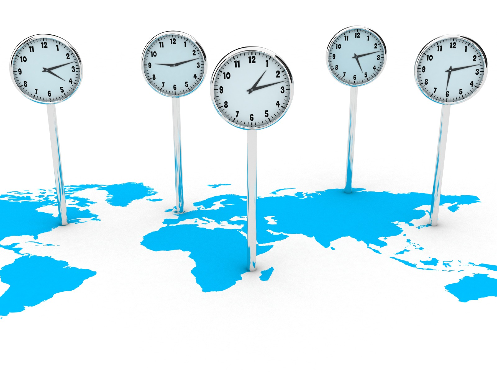 Weekly roundup and time zones, Massachusetts and economic efficiency