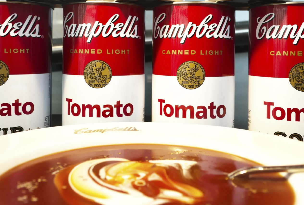 Oligopoly Campbell's Soup