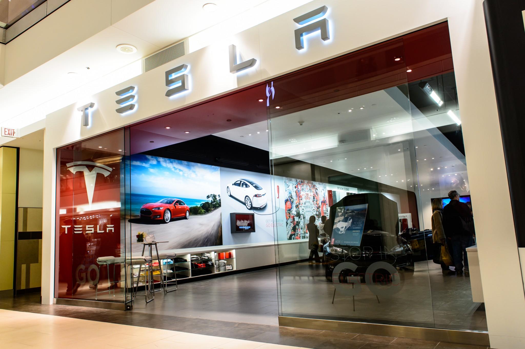 Tesla Licensing Restrictions