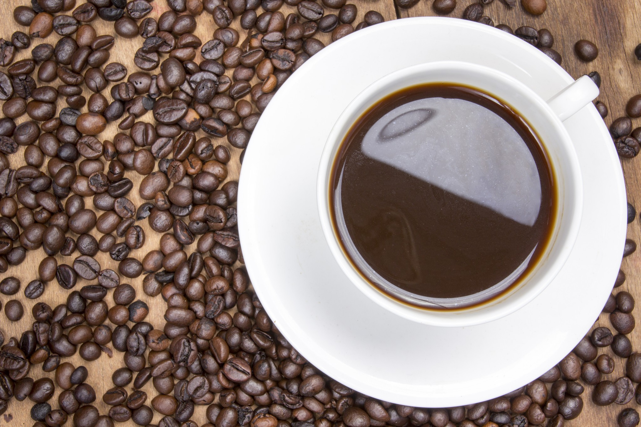 Looking at Starbucks worldwide, and at coffee and tea consumption, we can form conclusions about economic development.