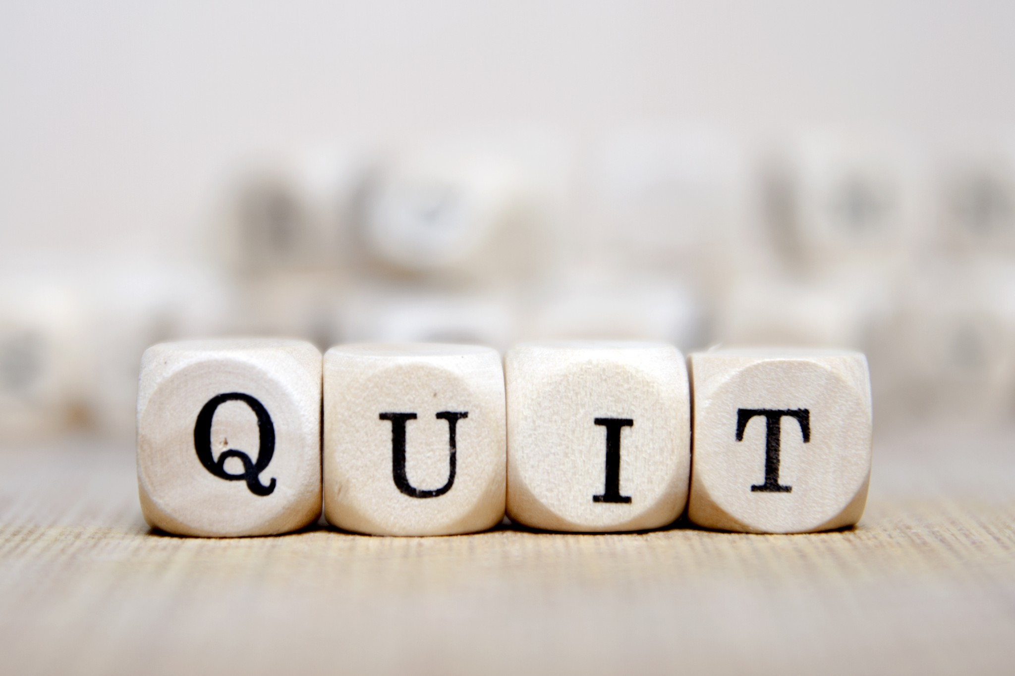 Sunk cost and opportunity cost explain the low quit rate during the great recession.