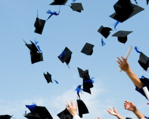 homeless free tuition and college graduation