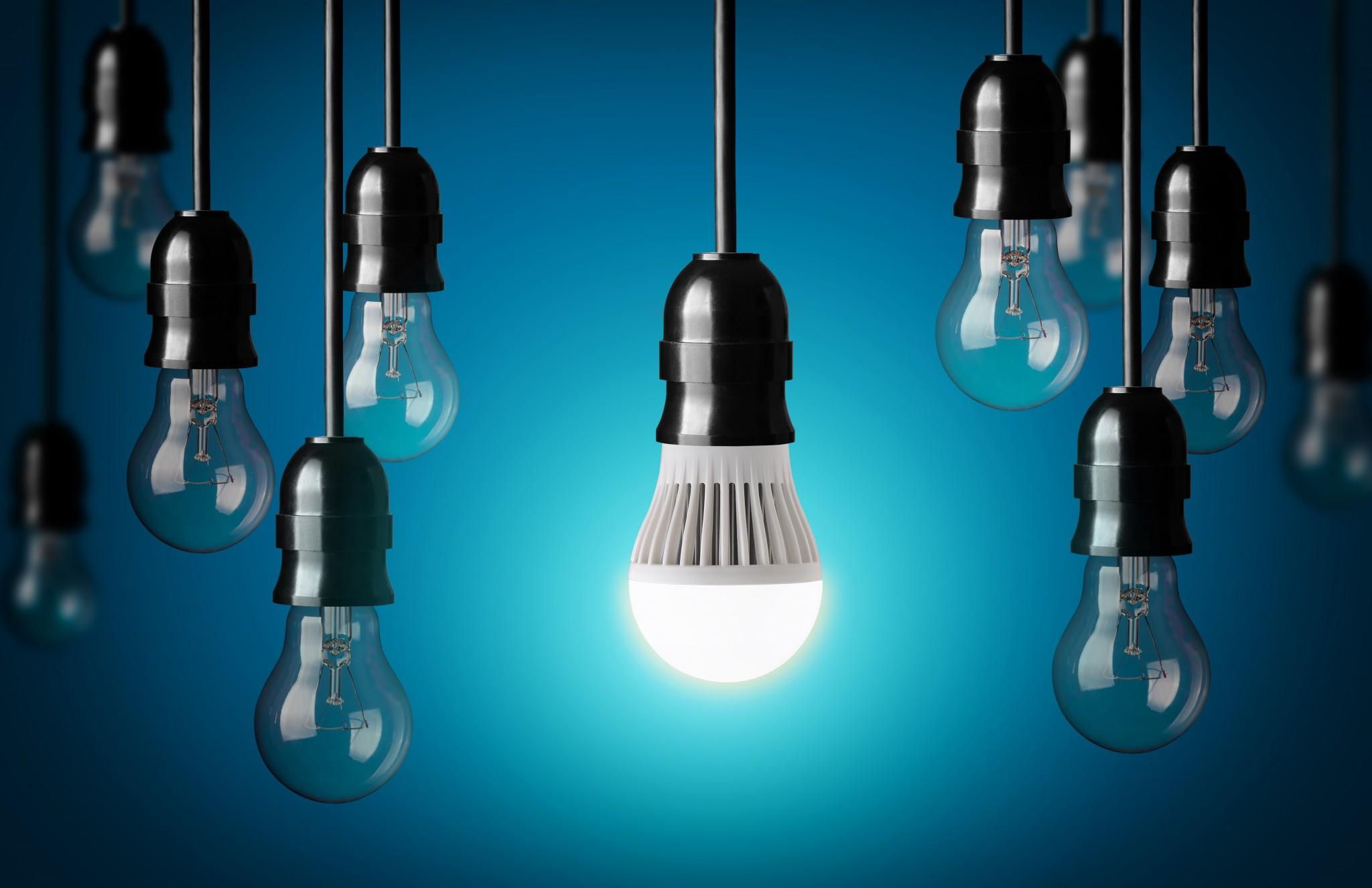 Everyday economics of LED bulbs