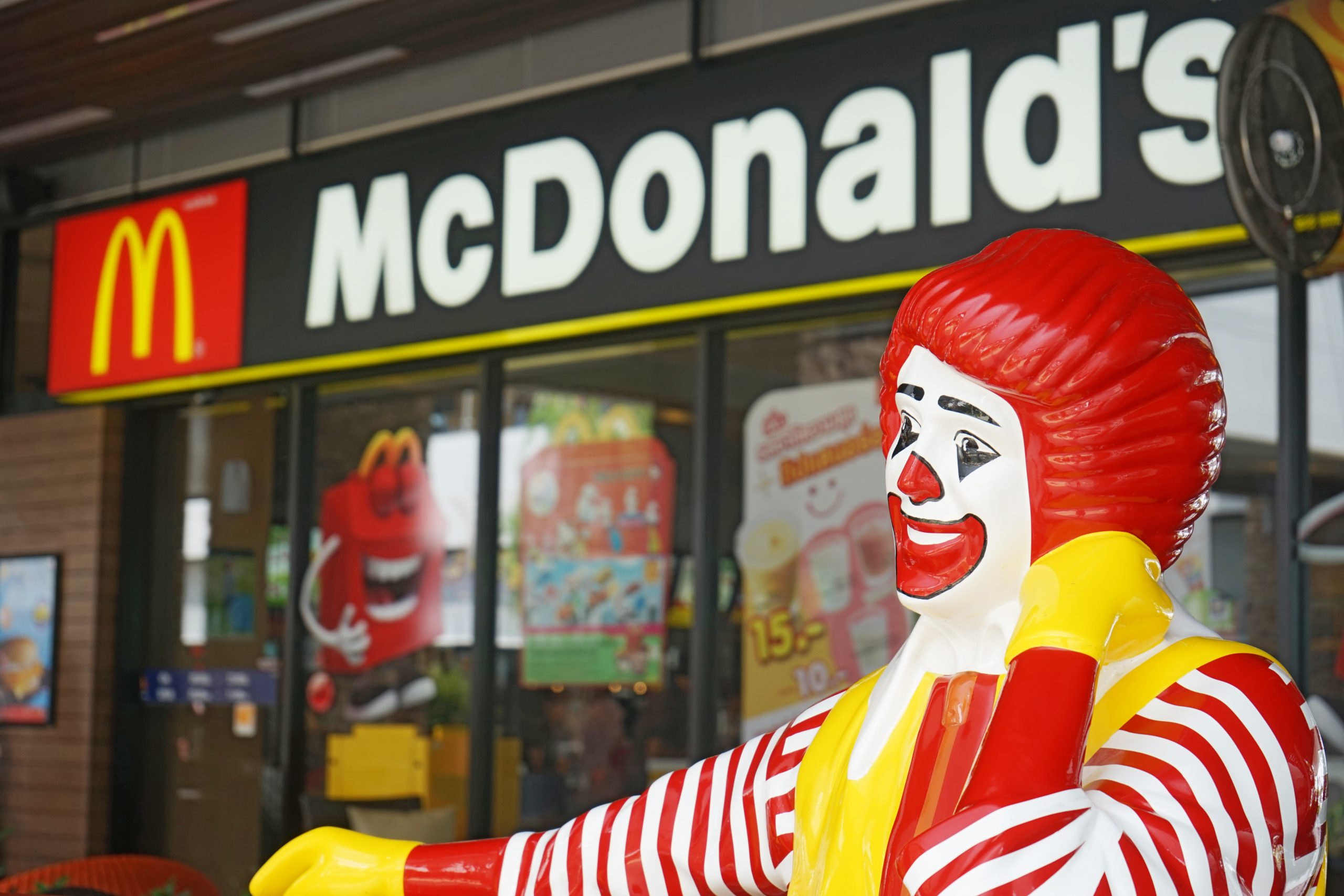everyday economics and automation at McDonald's