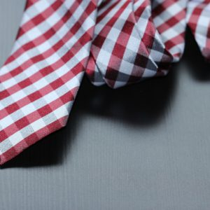 Necktie gift and Father's Day spending