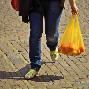 weekly roundup and plastic bag fees