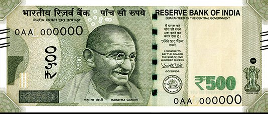 Weekly Roundup and India's demonetization and shadow economy