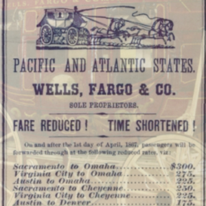 weekly roundup and Incentives Wells Fargo stagecoach