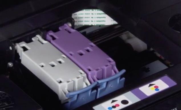 printer cartridge patent protection