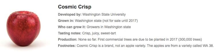 Apple brands