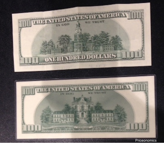 characteristics of money and counterfeiting