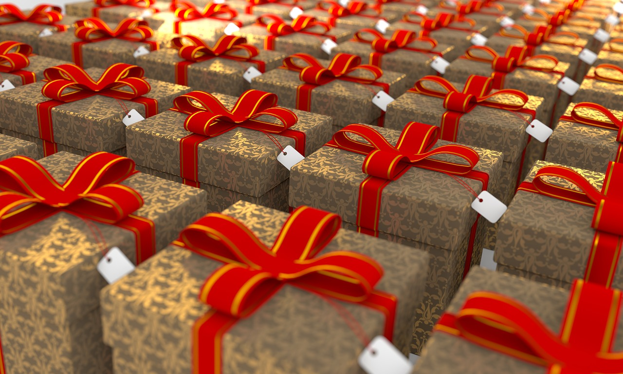 Weekly Economic News Roundup and gift giving