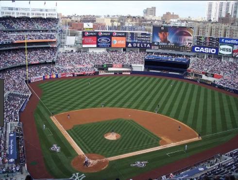 Weekly economic news roundup and MLB stadium infield