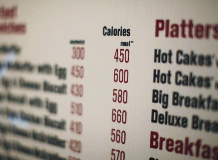 Our Weekly Economic News Roundup and mandatory calorie count labels