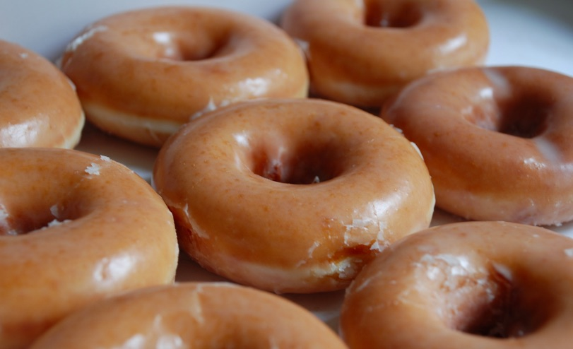 Our Weekly Economic News Roundup and doughnut mass production