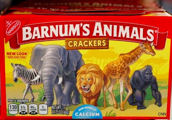 Nabisco's Animals Crackers