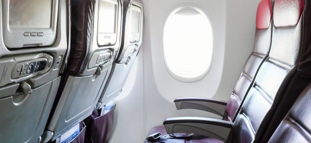 Weekly Economic News Roundup and airlines' seat size
