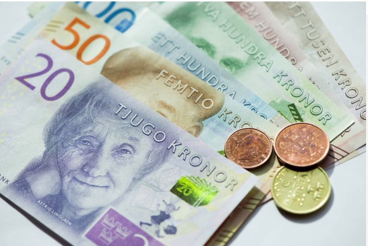 Weekly Economic News Roundup and cashless Sweden