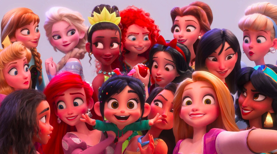 Weekly Economic News Roundup and Disney princesses