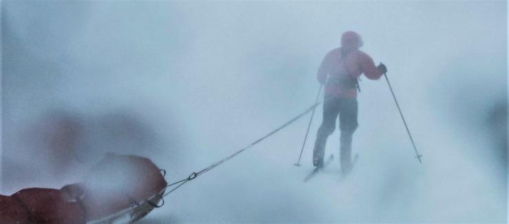 Weekly Economic News Roundup and Antartica skiing