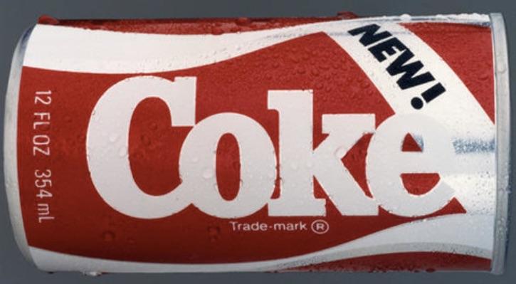 Weekly Economic News Roundup and New Coke
