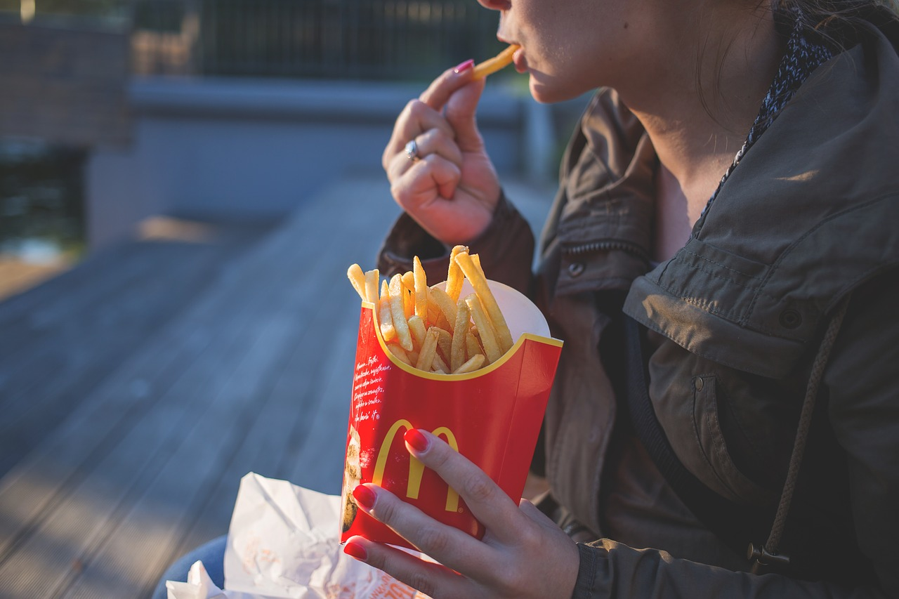 Weekly Economic News Roundup and fast food