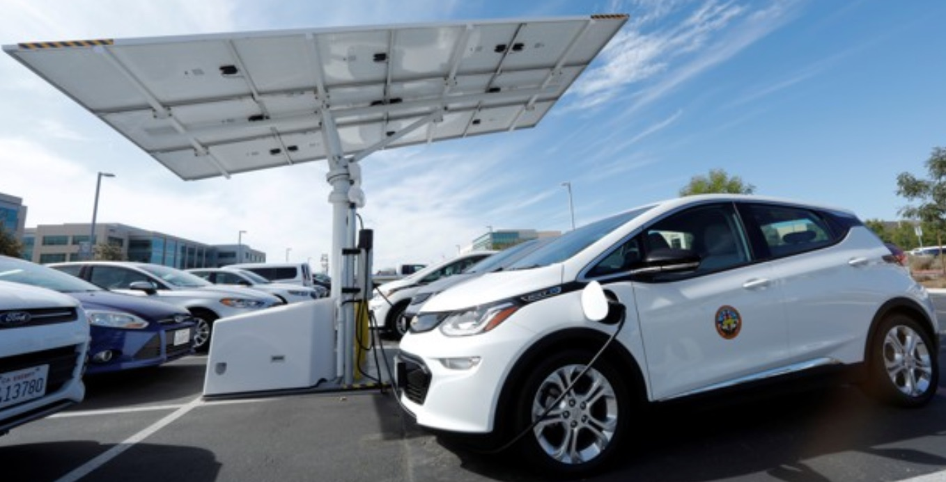 Weekly Economic News Roundup and charging electric vehicles