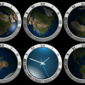 Weekly Economic News Roundup and coordinating time zones