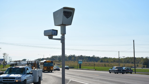 Weekly Economic News Roundup and red light and speed cameras