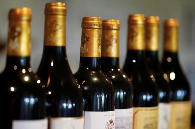 wine and jet tariffs