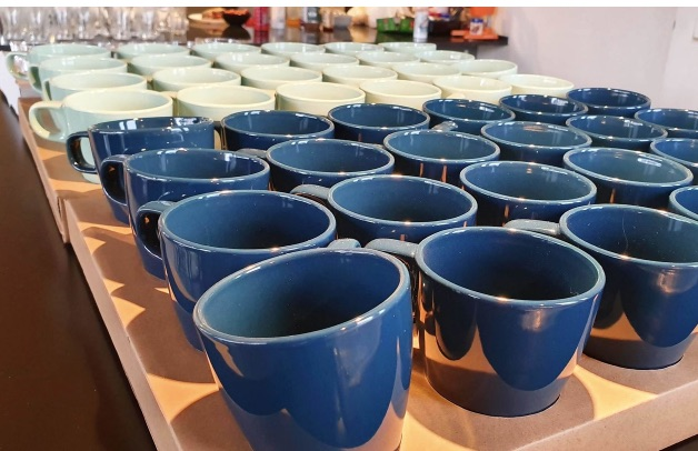 Weekly Economic News Roundup and replacing single use cups