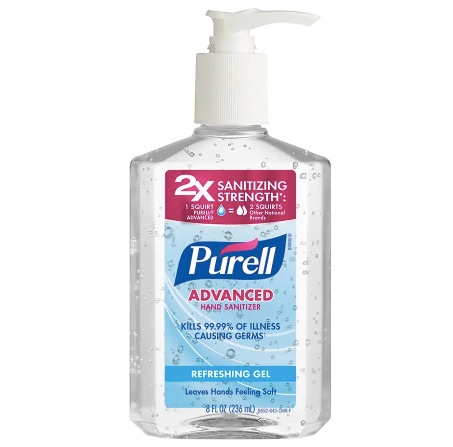 weekly economic roundup and Purell entrepreneurs