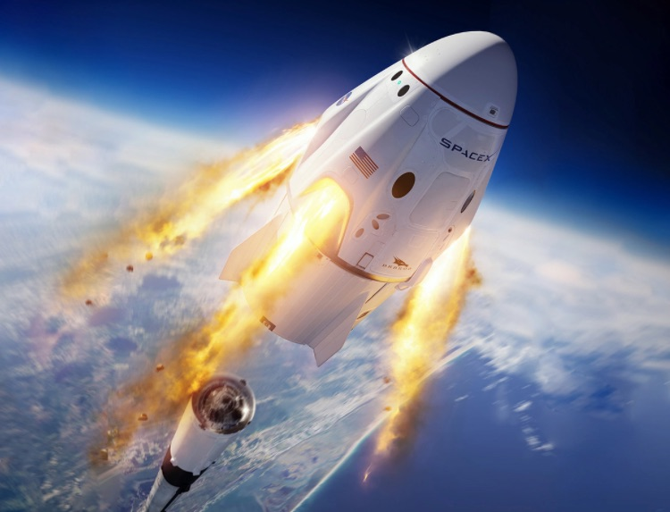 NASA outsourcing to SpaceX