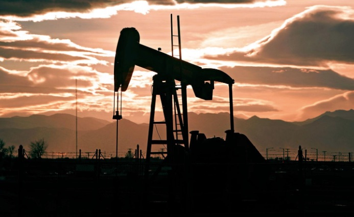 oil boom and bust