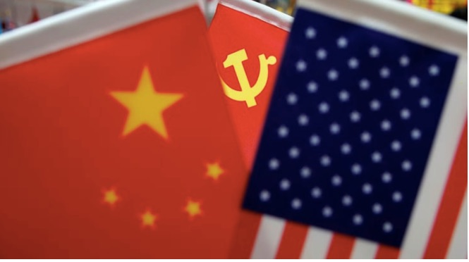 U.S. China Trump trade deal
