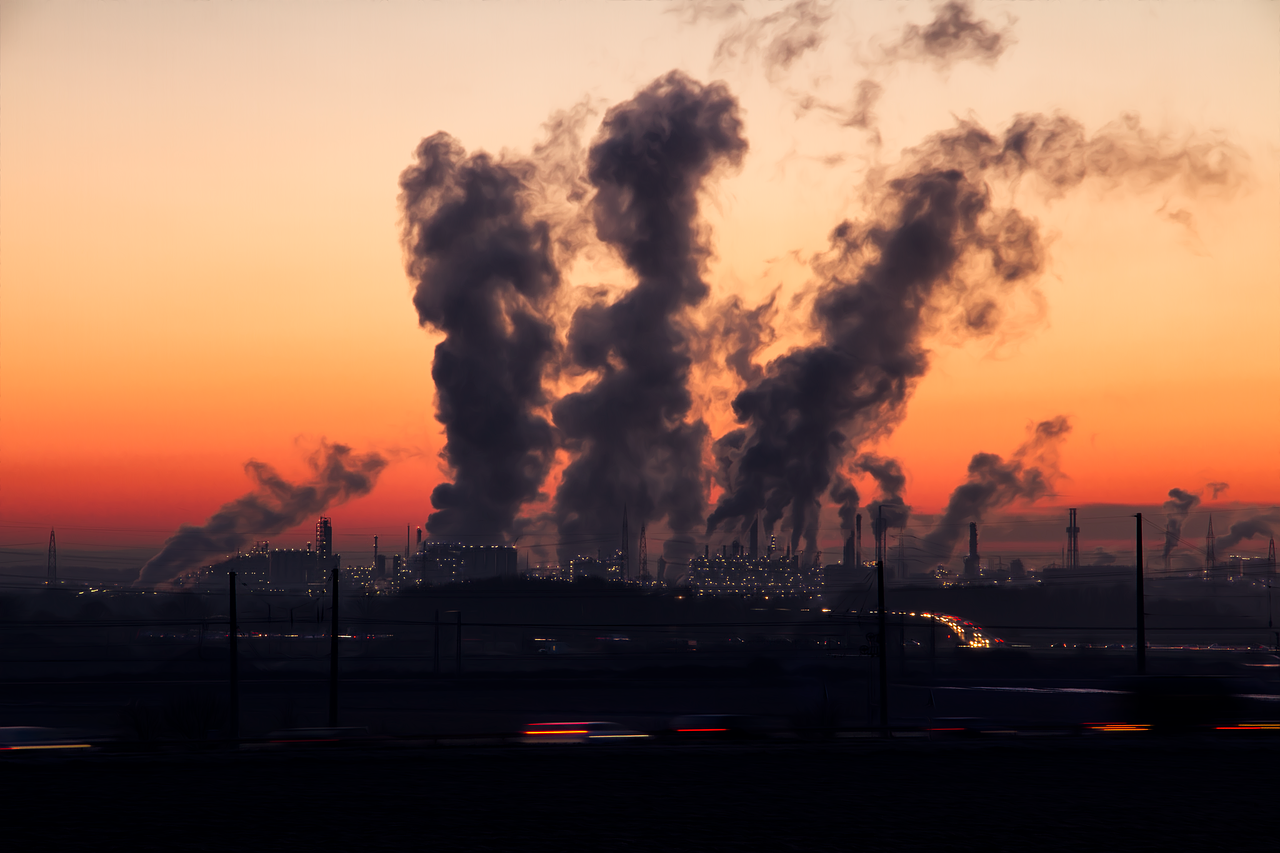 air pollution and sustainable investing