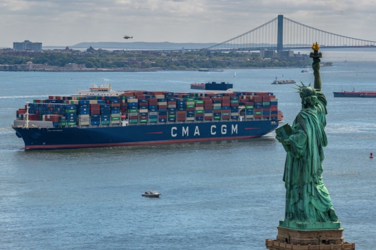 Economic News Roundup and supply chains and container ships