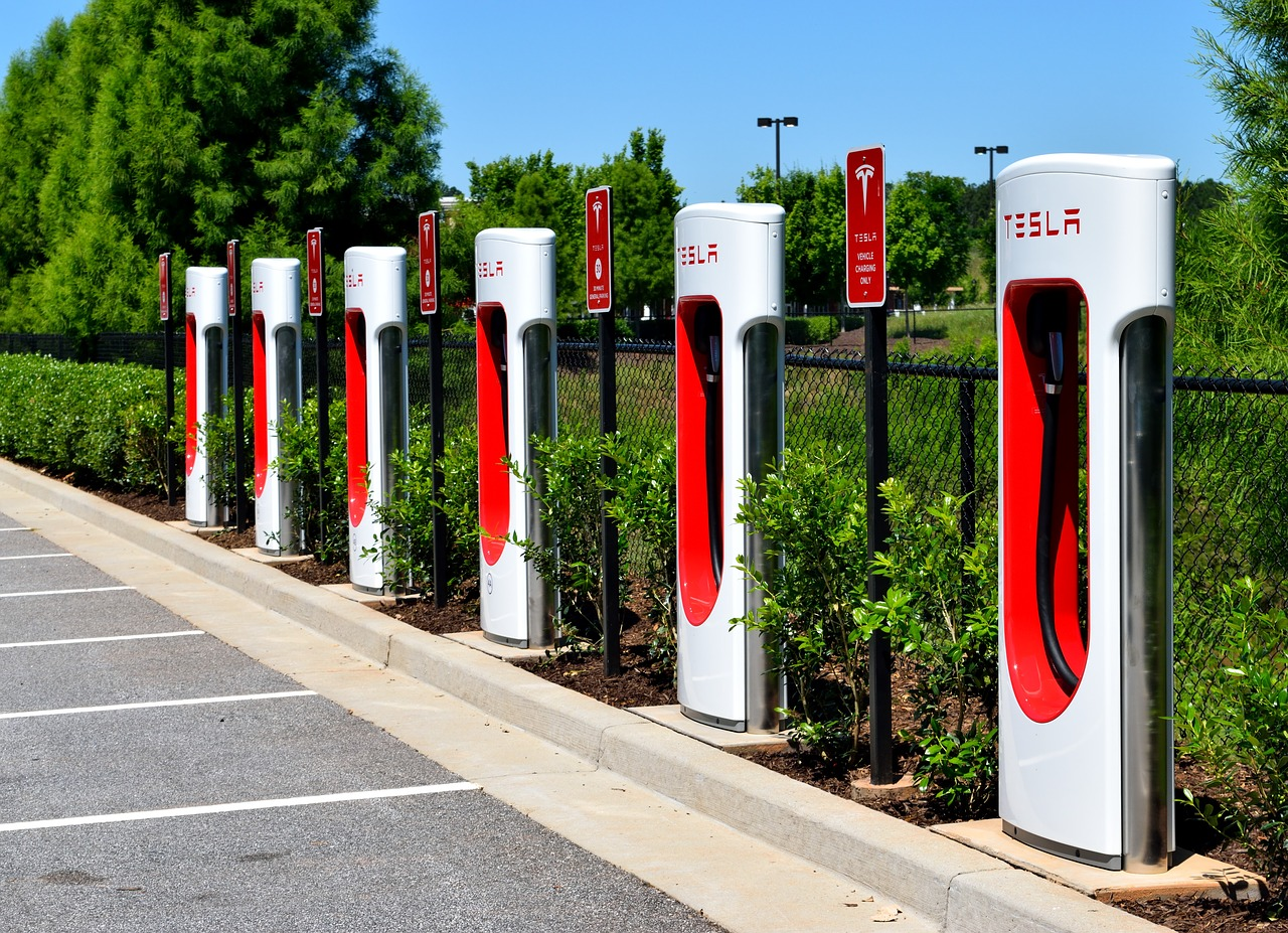electric vehicle switch EV chargers