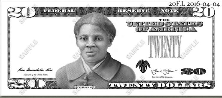 new twenty dollar bill