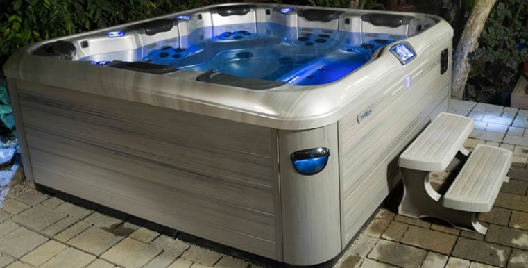 hot tub supply chain